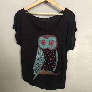 Owl Clas-sic Tee
